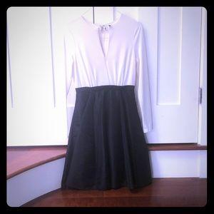 Halston Heritage cocktail dress. Size 4
